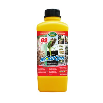 MAGICgro G2 998ml Yellow Bottle