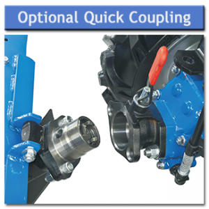 Optional Quick Coupling