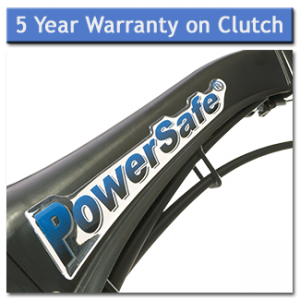 PowerSafe Clutch with 5 Year Warranty