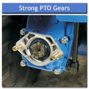 Strong PTO Gears