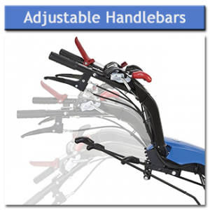 TWT Adjustable Handlebars