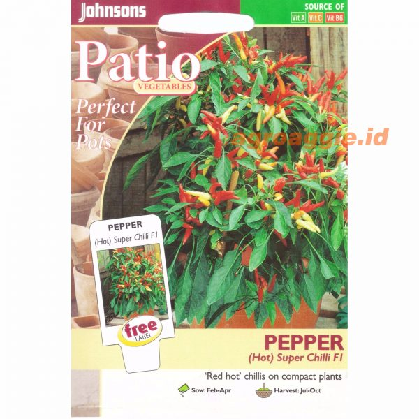 Pepper Hot Super Chilli F1
