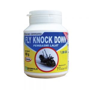 MASTER 0004 02 005 Fly Knock Down 100gr135800
