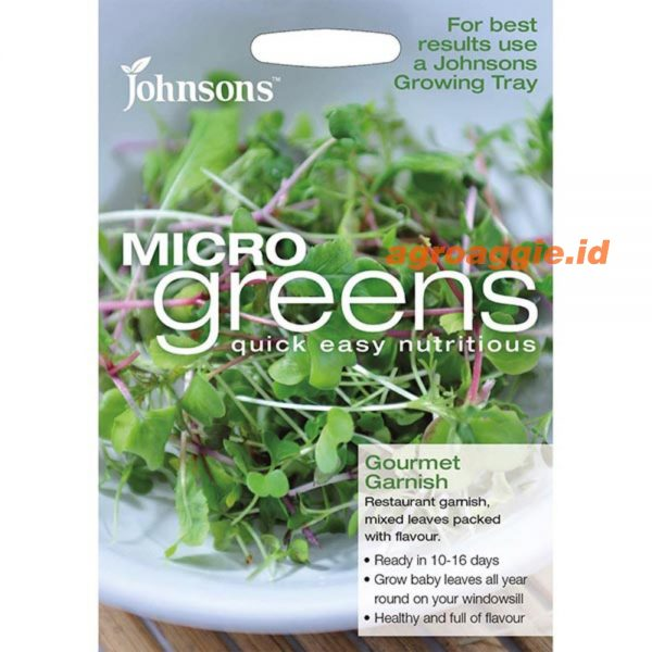 MG MIXED LEAVES Gourmet Garnish