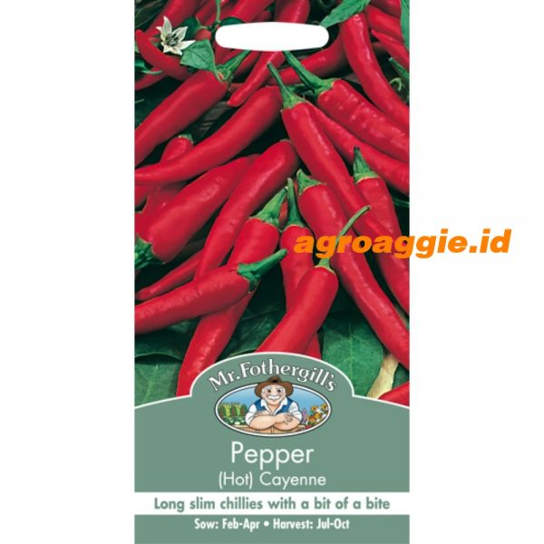 101757 Pepper Hot Cayenne