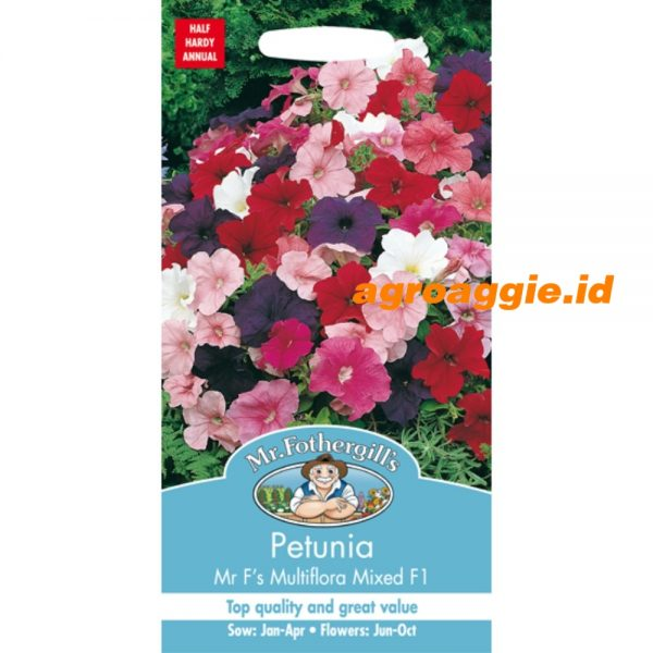 102502 Petunia Mr Fs Multiflora Mix F1