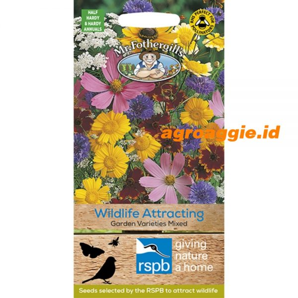 102567 RSPB Wildlife Attracting Gdn Varieties Mixed