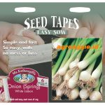 104942 Onion Spring White Lisbon Tapes 2 Hook