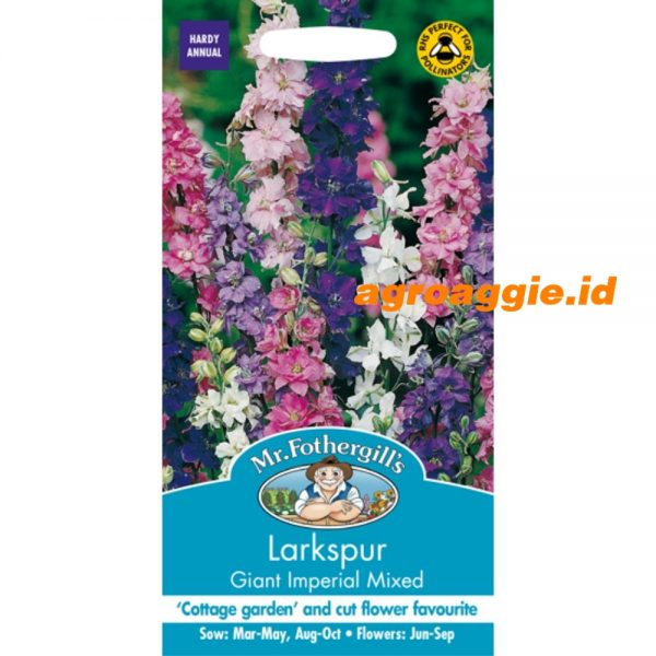 106428 Larkspur Giant Imperial Mixed