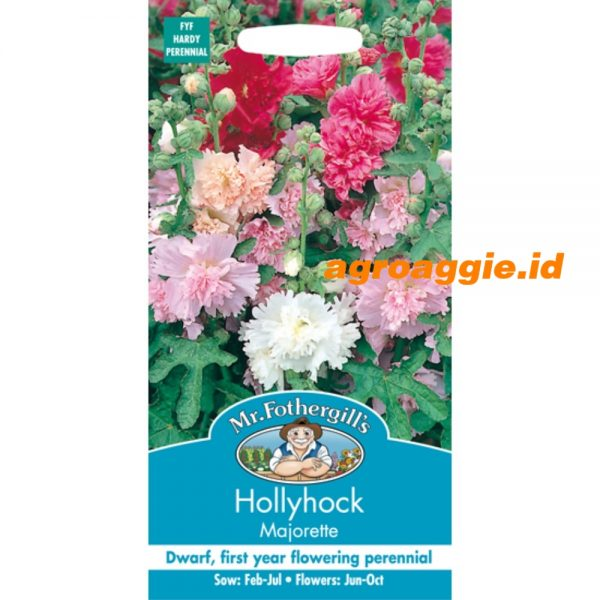 112181 Hollyhock Majorette Mixed