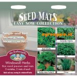 112597 Herb Collection 8cm Mats