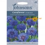121014 Cornflower Double Blue