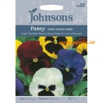 121046 Pansy Swiss Giants Mixed