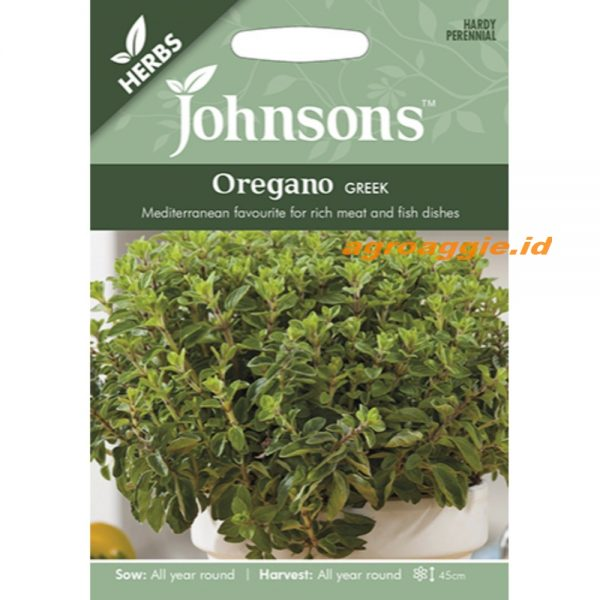 121211 Oregano Greek Herb