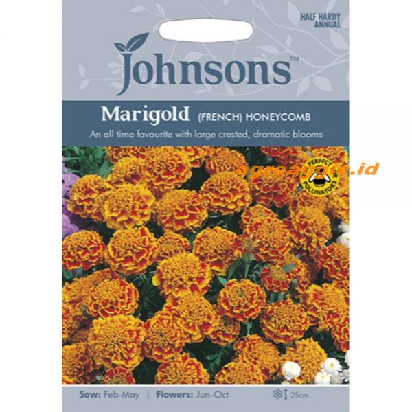 121232 Marigold French Honeycomb