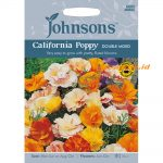 121259 California Poppy Double Mixed