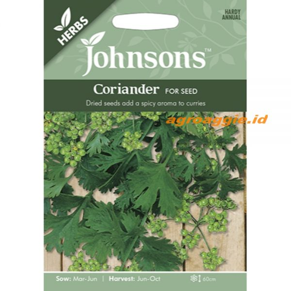 121353 Coriander for Seed Herb
